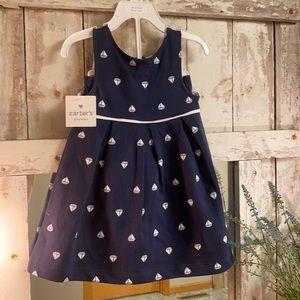 3/$20  Carter's Dress - 18M
